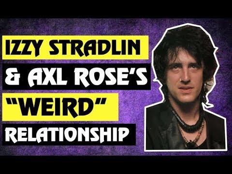 Guns N' Roses: Izzy Stradlin and Axl Rose's Odd Relationship