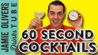 Three Simple 60 Second Cocktails | Simone Caporale