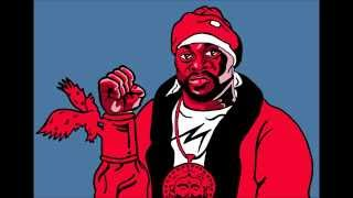 Ghostface Killah ft BADBADNOTGOOD, Elzhi - Gunshowers