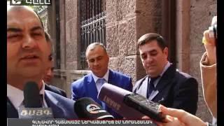 Գլխավոր դատախազը ներկայացրեց ՇՄ նորանշանակ դատախազին