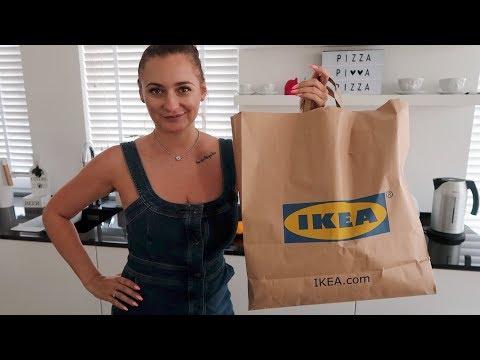 ZAKUPY W IKEA,FOOD HAUL I SUPER STANIKI