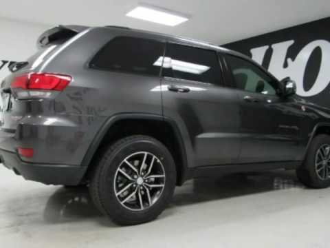 2017 jeep grand cherokee trailhawk new granite for sale the colony tx youtube. Black Bedroom Furniture Sets. Home Design Ideas