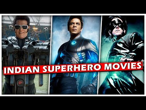 History Of Indian Superhero Movies