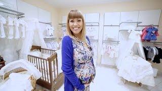 Коляска с Катей Барта Беременность, зубки, pregnancy,  подготовка к родам, правильное дыхание
