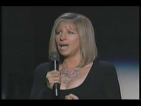 Barbara Streisand The Concert Live At The Arrowhead Pond, Anaheim July 1994