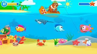 Game Mancing Ikan. Permainan Memancing untuk anak Laki-laki Dan Perempuan.Game For Kids. GAME Fun