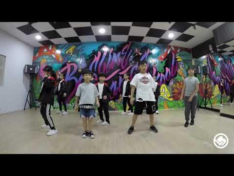 Jackson Wang - FendiMan【兒童街舞】KuRu Choreography 2018/11/17