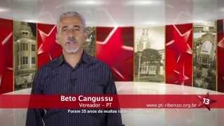 PT 35 Anos - Beto Cangussu