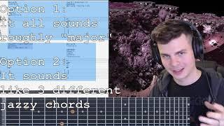 Meshuggah Note Choice 105 - Straws Pulled At Random Solo