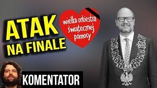 Wezwanie do Pojednania - Atak na Prezydenta Adamowicza na Finale WOŚP w Gdańsku - Analiza Komentator