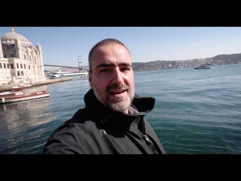 Istanbul, Turkey, on my way to Somalia | Episode 023