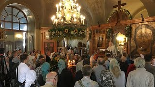 Протоиерей Димитрий Смирнов. Проповедь о Преображении Господнем и о преображении каждого из нас
