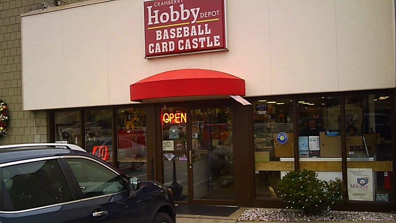 The last baseball card shop in pa baseball card castle youtube the last baseball card shop in pa baseball card castle sciox Gallery