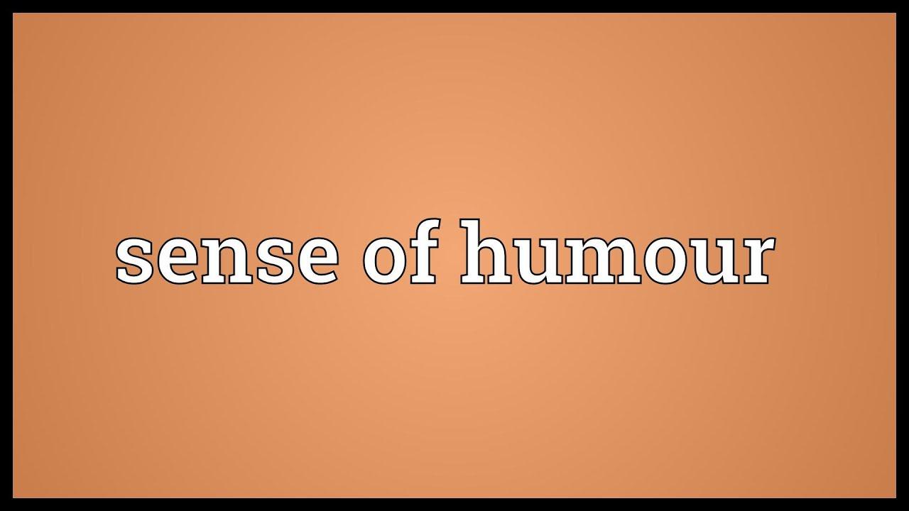 sense humor meaning easter