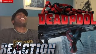 Deadpool official red band trailer 2 reaction!