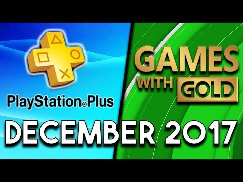 PlayStation Plus VS Xbox Games With Gold (December 2017)