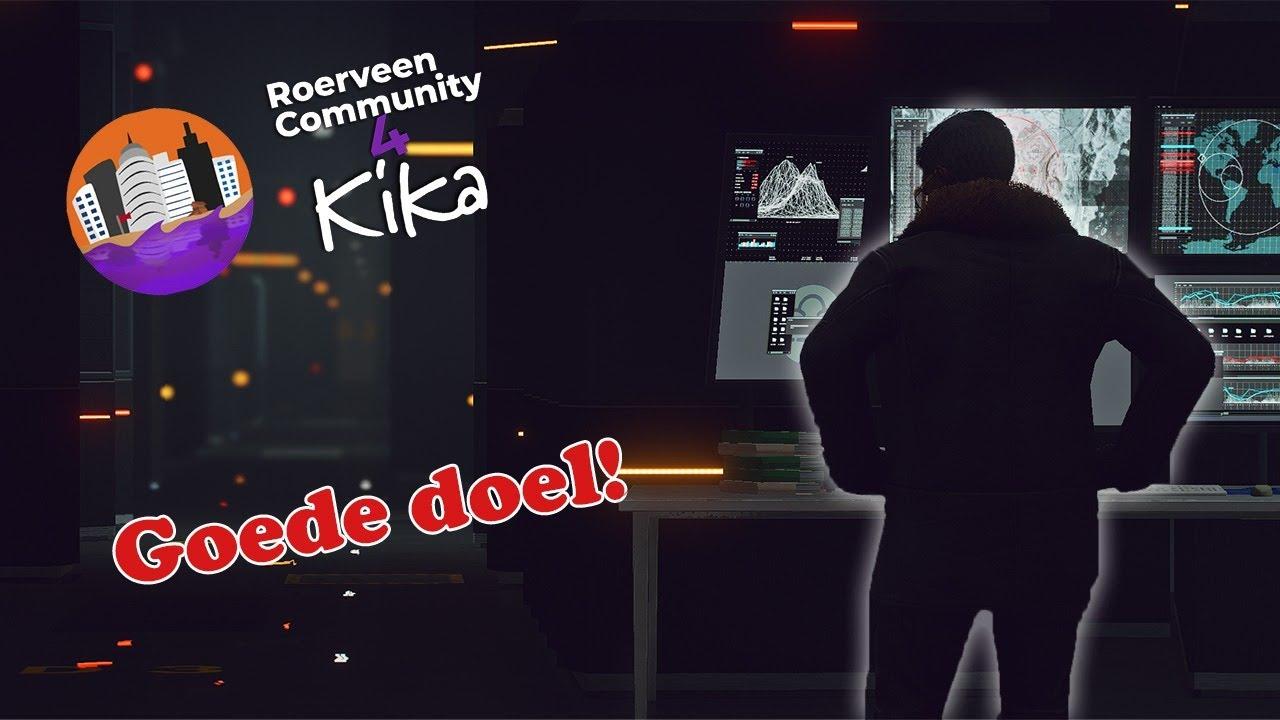 Download [LIVE] GELD INZAMELEN VOOR HET GOEDE DOEL! | Roerveen4Kika