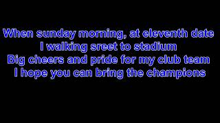 Sunday Eleven Oh When The Blues Lyrics Cover