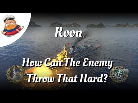 World of Warships - How Can The Enemy Throw That Hard   Kraken, Dreadnought