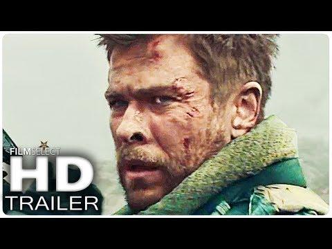12 VALIENTES Trailer Español (2018)