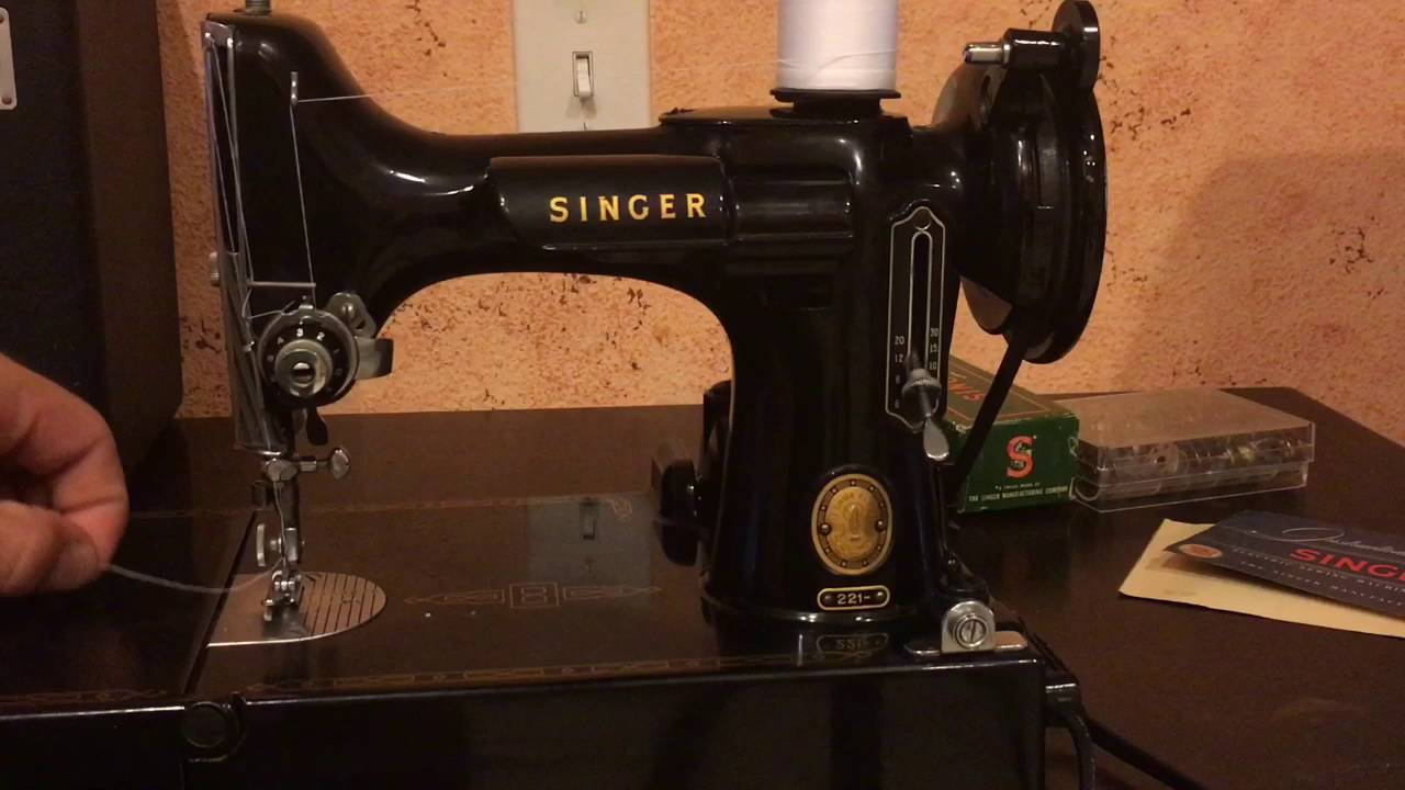 Sewing Machine Repair Vintage