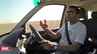 Tata Safari - Rann of Kutch drive