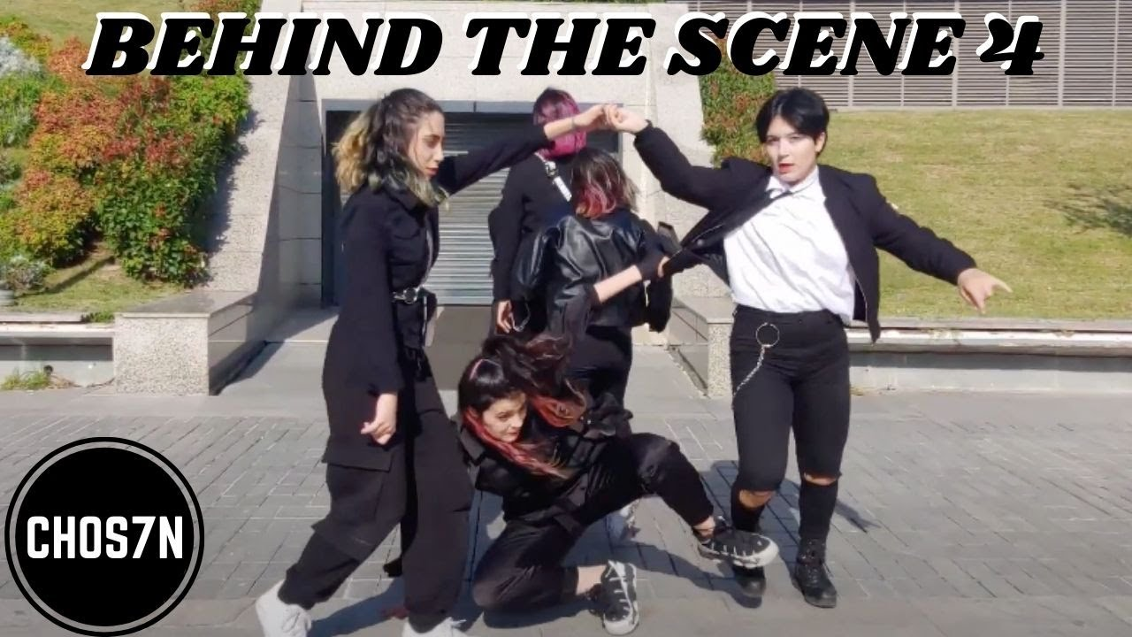 CHOS7N Behind The Scenes 4 🎬 KAMERA ARKASI 4