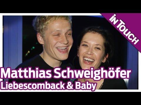 Matthias Schweighöfer: LiebesComeback und Baby!