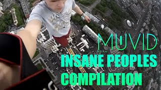 TOTALLY INSANE PEOPLES | MUVID EXCLUSIVE