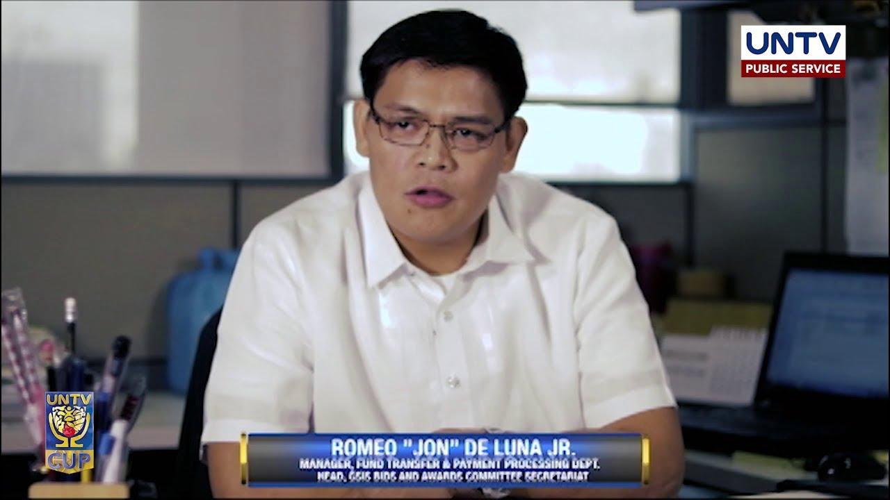 Download HEART OF A CHAMPION: Romeo 'Jon' De Luna Jr. of  GSIS Furies