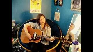 """""""Before He Cheats"""" by Carrie Underwood (acoustic cover)"""