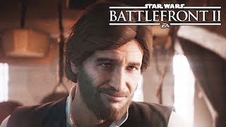 Star Wars Battlefront 2 All Han Solo Scenes