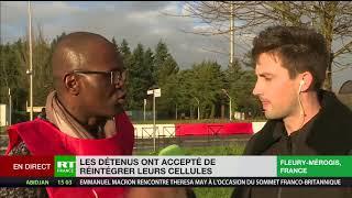 Fleury-Mérogis : 123 prisonniers ont refusé de regagner leur cellule