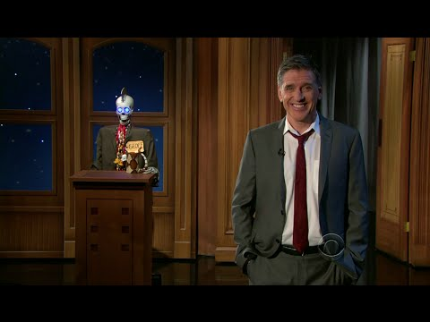 Late Late Show with Craig Ferguson 9/21/2011 James Spader, Juno Temple