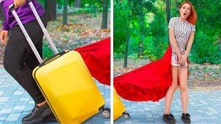 15 смешных пранков для путешествий