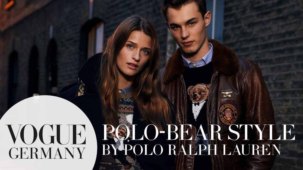 "Der fancy ""Polo Bear""- Pullover by Polo Ralph Lauren"