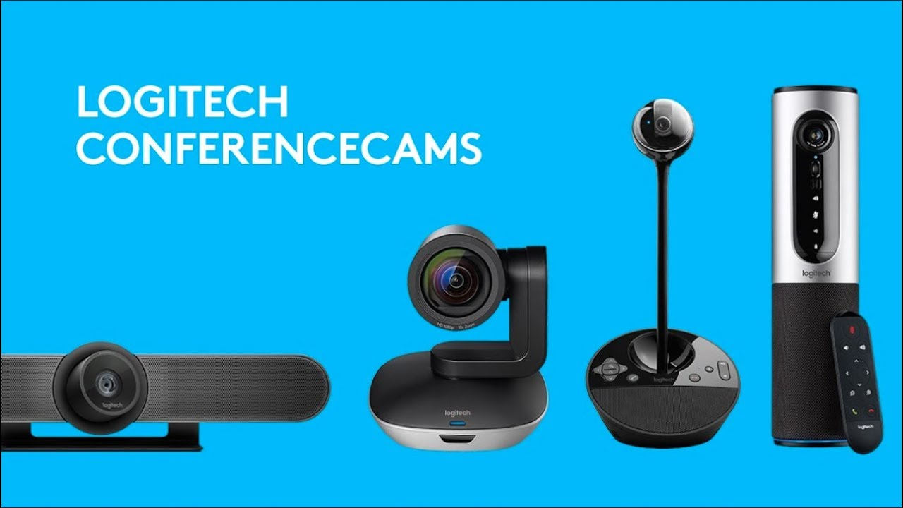 Logitech Video Conferencing | UCT | ZILLIONe
