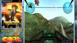 Review - Thunderhawk: Operation Phoenix - PS2 2001