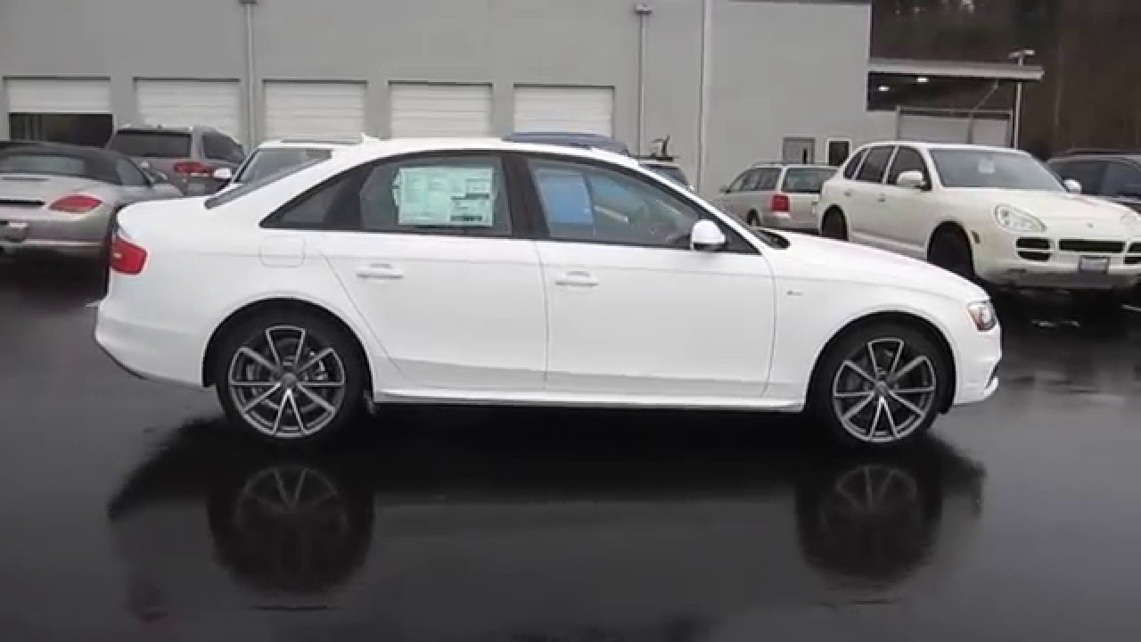 White Audi A4 Www Pixshark Com Images Galleries With A