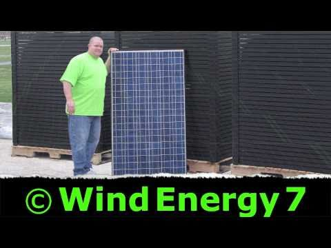 Solar How To - How To Install Solar Panels Inverter