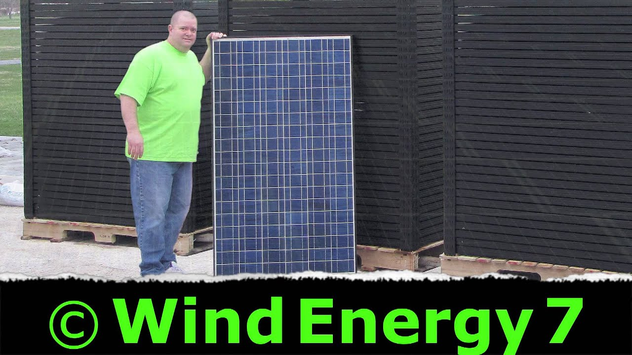 solar how to how to install solar panels inverter solar panel installation [ 1280 x 720 Pixel ]