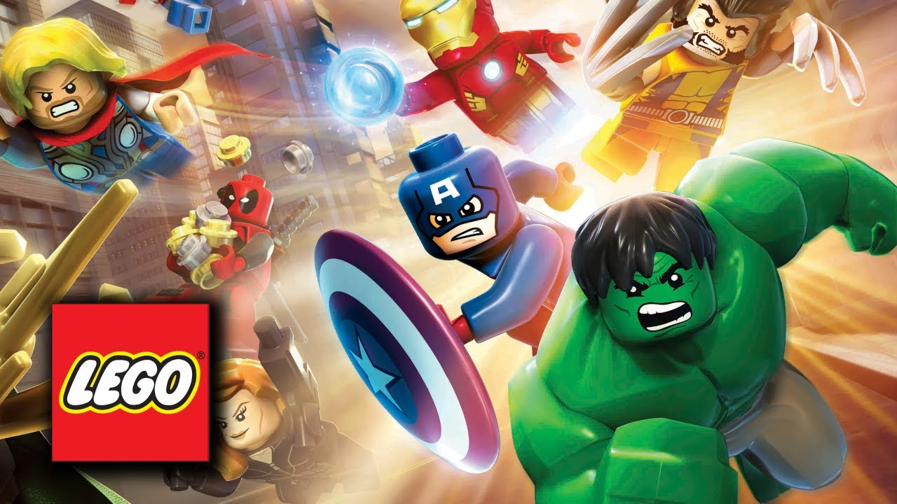 Lego Marvel Super Heroes Premiera Youtube