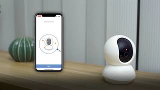 настройка и распаковка умной Wi-Fi камеры Tapo C200