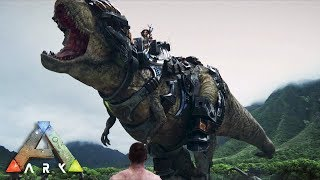 vuclip ARK: Survival Evolved - Respawn - Live Action Trailer by PIXOMONDO!