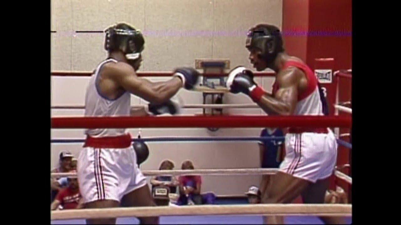 Tyson amateur fights congratulate, what
