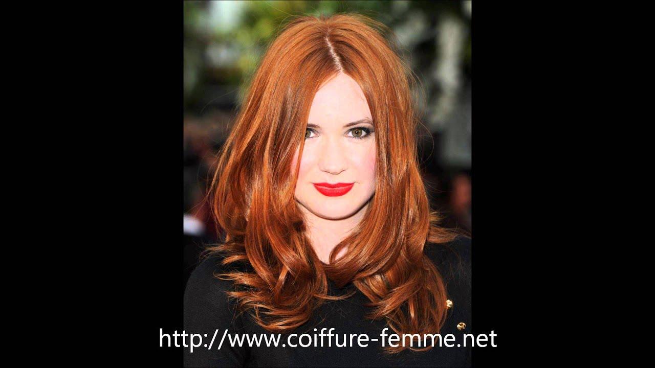 Couleur cheveux femme ronde