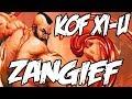[Chars MUGEN] Zangief KOF XI UNLIMITED Style