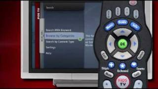 how to use search for tv programs in the img guide verizon fios tv