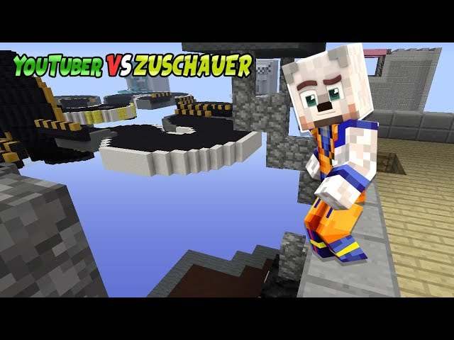 Dally Gaming Youtuber Vs Zuschauer Minecraft Bedwars Ps - Minecraft bedwars spielen ps4