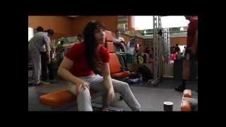 диана албегова чемпионка мира по армрестлингу
